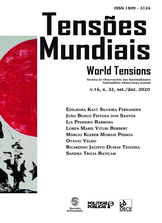 Visualizar v. 16 n. 32 (2020): Tensões Mundiais