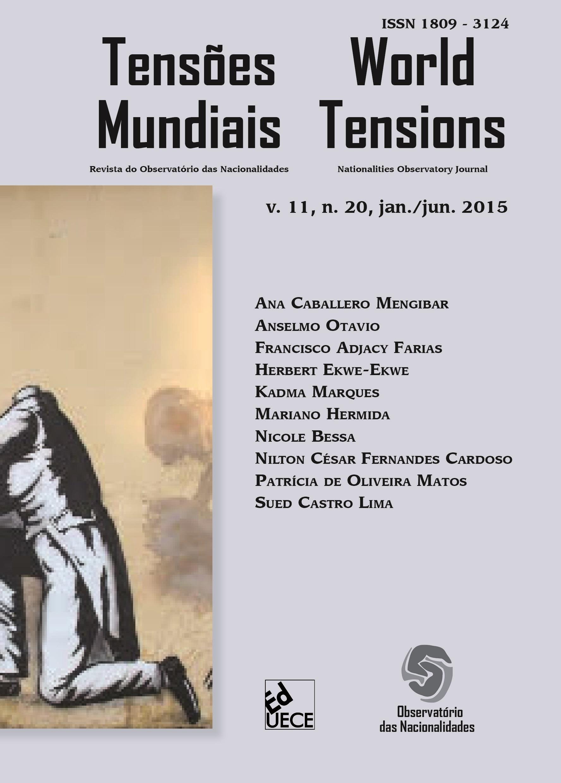 Visualizar v. 11 n. 20 (2015): Tensões Mundiais