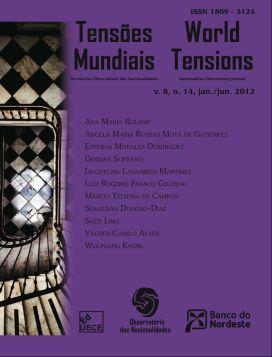 Visualizar v. 8 n. 14 (2012): Tensões Mundiais