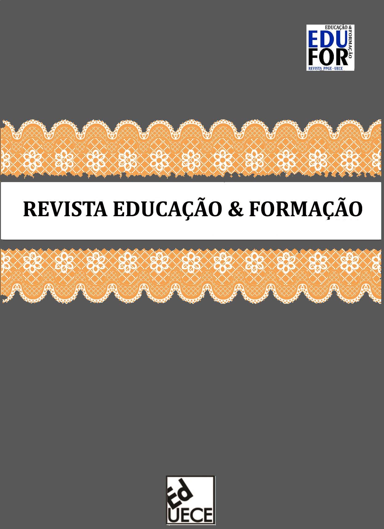 Visualizar v. 6 n. 3 (2021): Educação & Formação