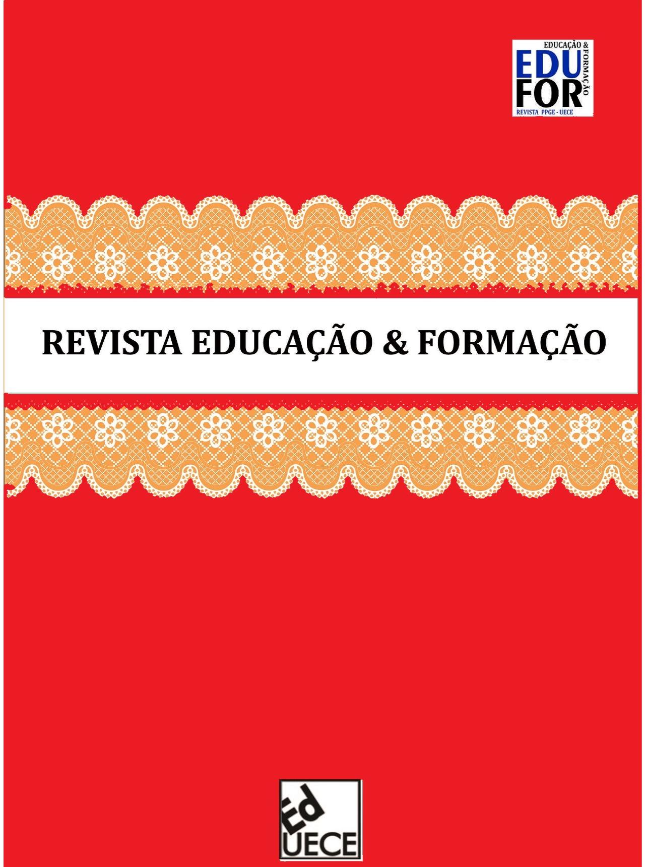Visualizar v. 6 n. 2 (2021): Educação & Formação