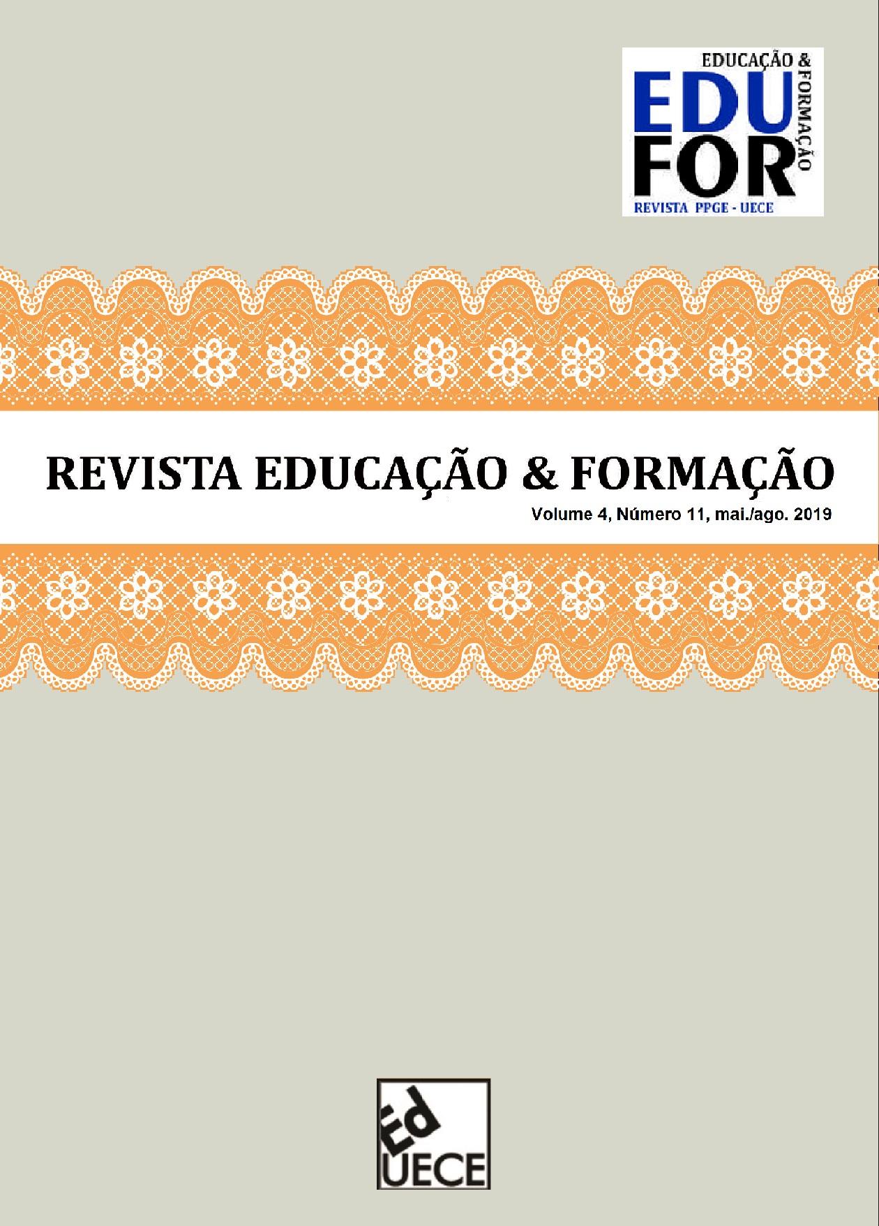 Visualizar v. 4 n. 2 (2019): Educação & Formação
