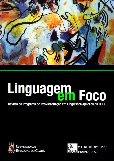 Visualizar v. 10 n. 1 (2018): Linguagem em Foco
