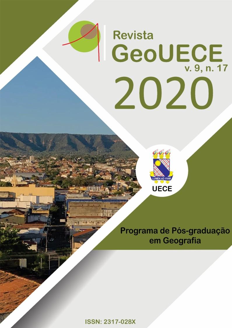 Visualizar v. 9 n. 17 (2020): Revista GeoUECE - V.9, N.17, 2020